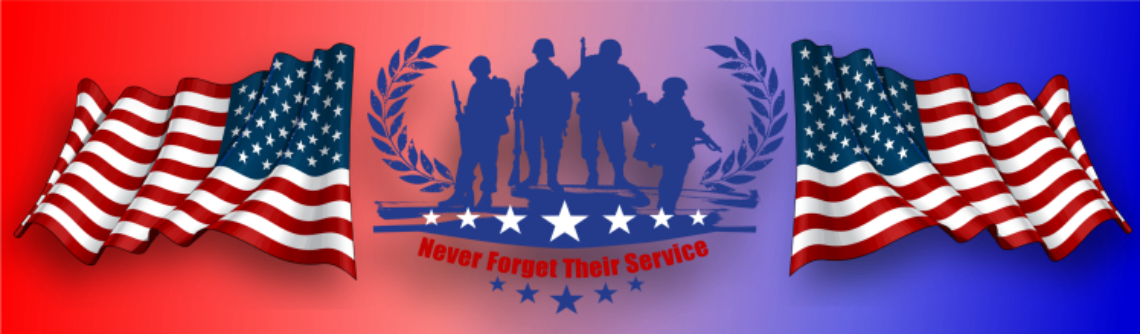 Let the Diggers Den show you thanks for your service!